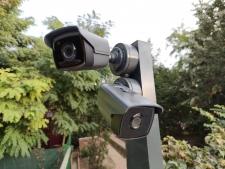 Egyedi színű kamera